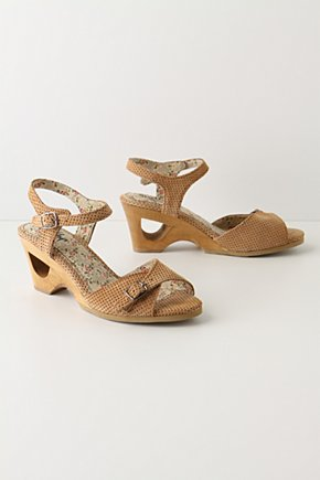 Open Agenda Wedges - Anthropologie.com from anthropologie.com