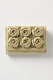 Tea Rose Wallet