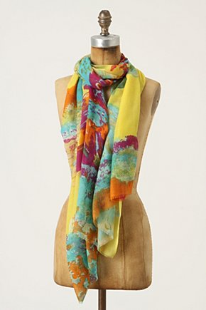 Sunshine Scarf - Anthropologie.com