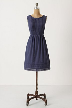 City Touring Dress by Moulinette Soeurs- Anthropologie.com :  a line side zipper flare summer