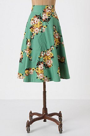 Decade-By-Decade Skirt - Anthropologie.com