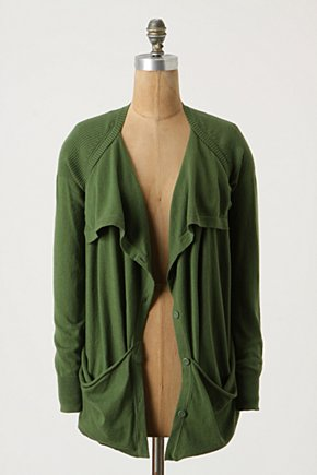 Scaffold & Scrim Cardigan - Anthropologie.com from anthropologie.com