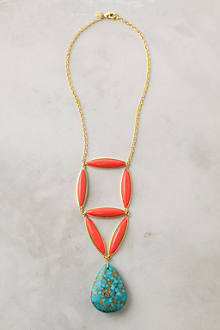 Mineral Cascade Necklace