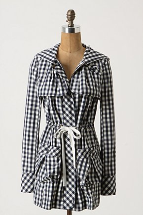Singing-In-The-Showers Slicker - Anthropologie.com