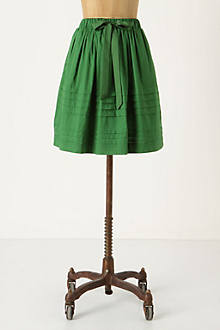 Drawing Parallels Skirt