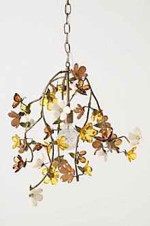 Cherry Blossom Chandelier