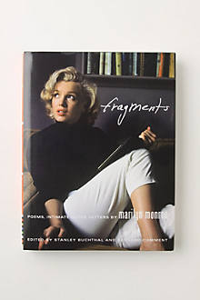 Fragments: Poems, Intimate Notes, Letters By Marilyn Monroe
