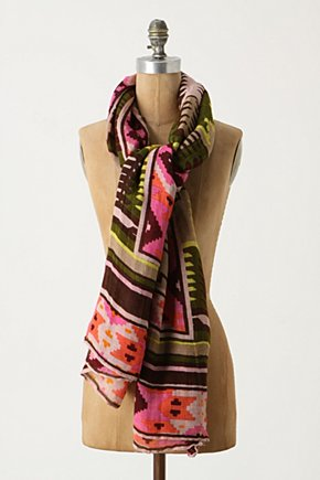 Saraband Scarf - Anthropologie.com