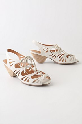 Roped Cutout Heels Anthropologie com from anthropologie.com