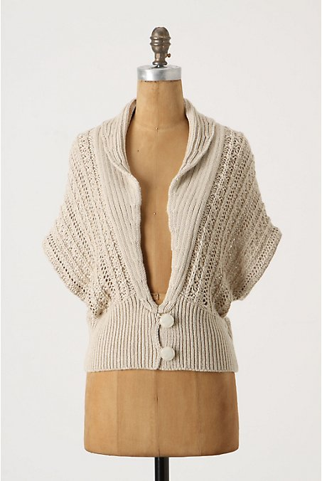 Chevron Cardi - Anthropologie.com from anthropologie.com