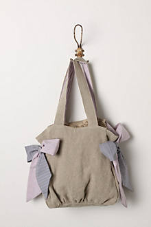 Knotted Tagalong Tote