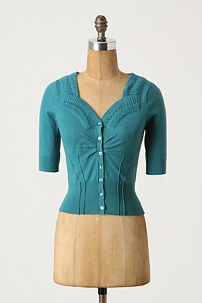 Anadyomene Cardigan - Anthropologie.com from anthropologie.com