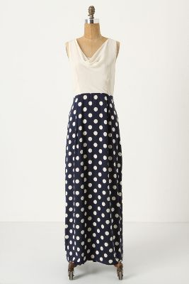 Great Dot Maxi Dress