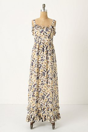 Hydrangea Petals Maxi Dress - Anthropologie.com from anthropologie.com