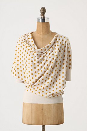 Skewed Pullover - Anthropologie.com :  neutral cute pullover shirt
