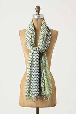 Galaxy Scarf - Anthropologie.com from anthropologie.com