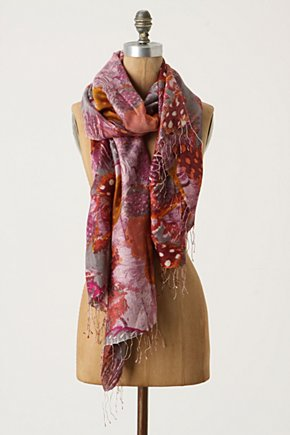 Plumes Scarf - Anthropologie.com from anthropologie.com