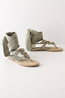 Twined Vines Sandals