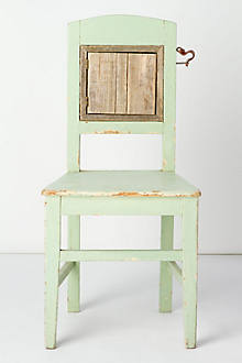 Compartment Altered Ego Chair, 2010