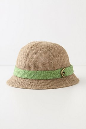 Ponderosa Fedora - Anthropologie.com :  fedora jute green brown