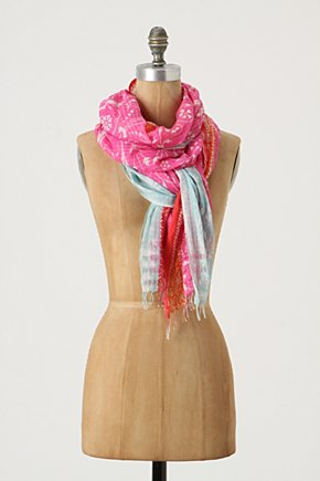 Rosewater Scarf-Anthropologie.com