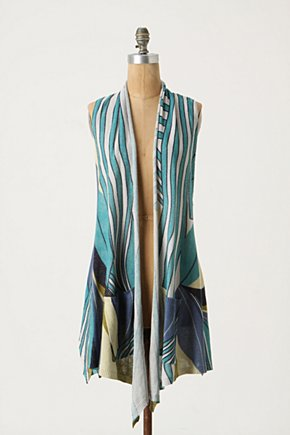 Drifting Downstream Vest - Anthropologie.com from anthropologie.com