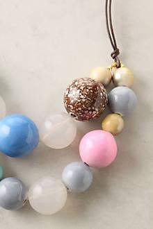 Pastel Consortium Necklace