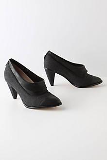 Capped & Cuffed Heels