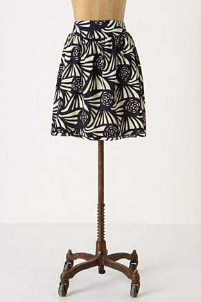 Nouveau Rose Skirt  - Anthropologie.com