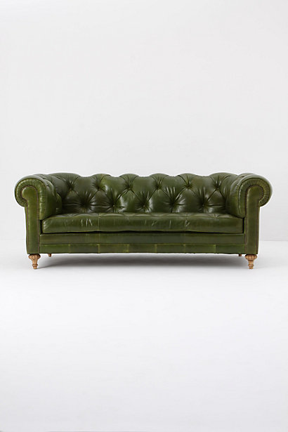 Atelier Chesterfield, Bottle Green