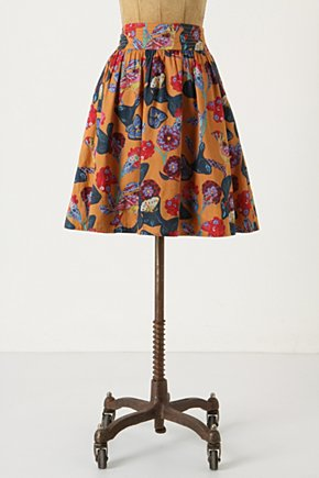 Hamatreya Skirt - Anthropologie.com
