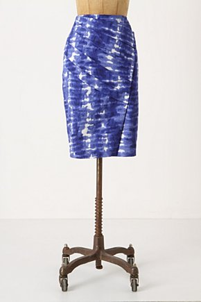 Araca Pencil Skirt - Anthropologie.com