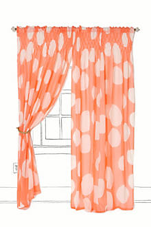 Colossal Dots Curtain