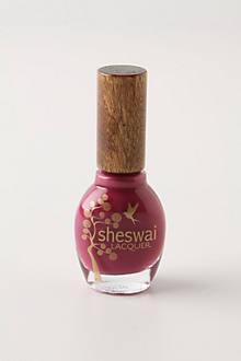 Sheswai Lacquer Nail Polish