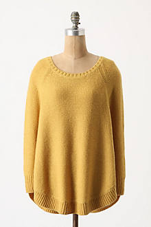 Sweeping Stitches Pullover