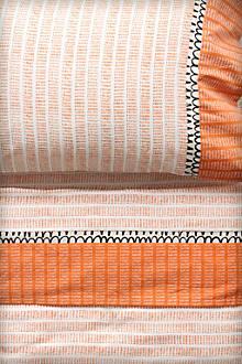 Flecked Stripes Sheet Set