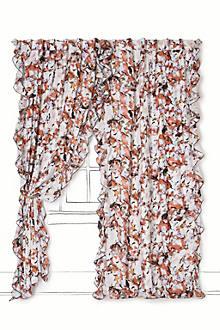 Fleur Et Feuille Curtain