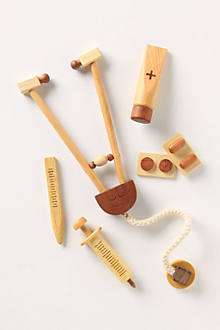 Wooden Doctor Set