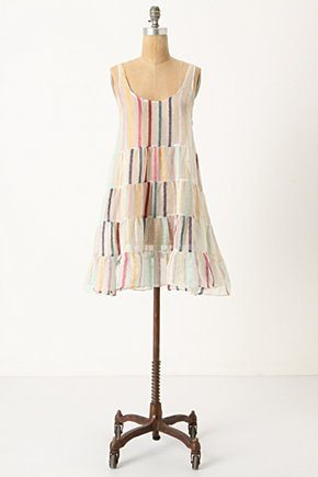 Annelise Cover-Up - Anthropologie.com :  summery rainbow coverup sheer