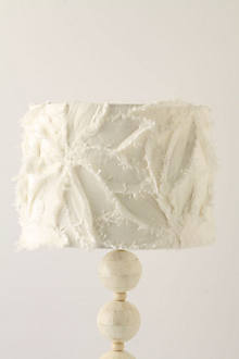 Fringed Clematis Lampshade