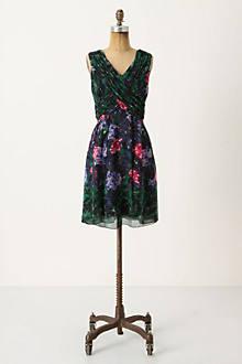 Blurred Hydrangea Dress