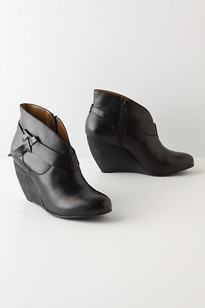 Belted Booties - Anthropologie.com from anthropologie.com