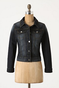 Concise Denim Jacket