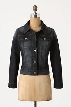 Concise Denim Jacket