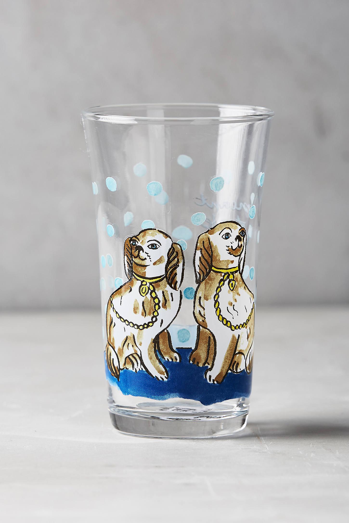 Menagerie Juice Glass