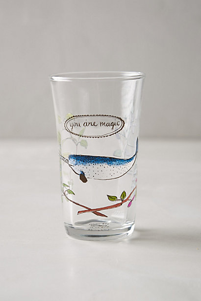Sale alerts for Anthropologie Menagerie Juice Glass - Covvet