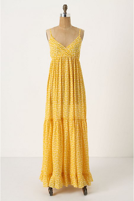 Lobster Bake Chemise - Anthropologie.com :  cotton chemise voile lobsters