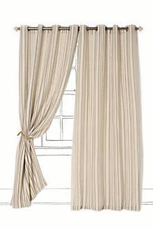 Linen Ladder Curtain