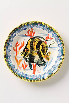Angelfish Plate