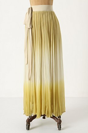 Endless Ombre Skirt - Anthropologie.com